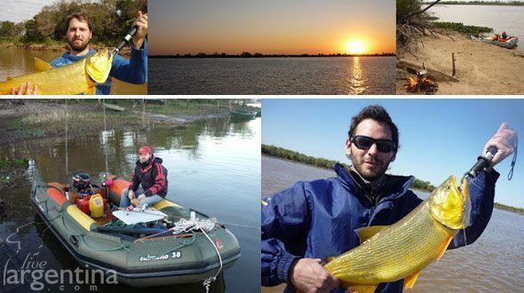 Pesca en Esquina