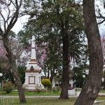 Monumento en la Costanera