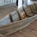 Bote en Museo Surubi