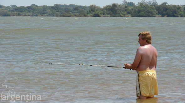 Pesca Ituzaingo