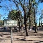 Acceso Parque Mitre