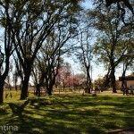 Sombras Parque Mitre