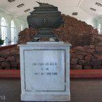 Restos de los Padres del Gral. San Martín