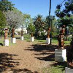 Obras Escultoricas Plaza San Martín