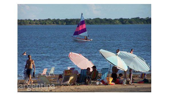 Playas de Concepcion del Uruguay