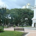 Plaza Francisco Ramírez