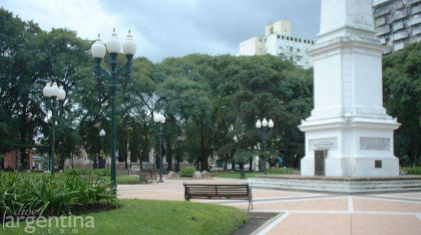 Plaza Ramirez Concepcion del Uruguay