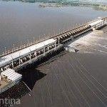 Represa Hidroelectrica de Salto Grande