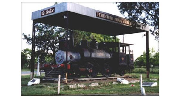 Ferrocarril 1er Entrerriano DE Gualeguay