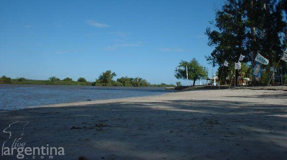 Playa de Gualeguay