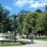 Plaza Constitución y Plaza San Martín