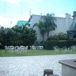 Jardin del Club Social