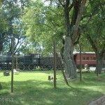 Antiguo Tren Museo Ferroviario