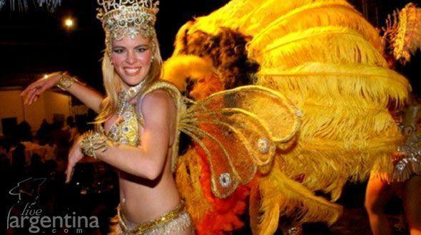 Carnaval del Río Parana