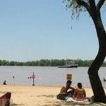 Playa Río Paraná