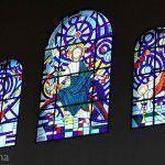 Vitraux en Abadía del Niño Dios