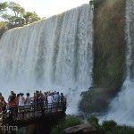 Bajo Catarata en Parque Nacional Iguazu