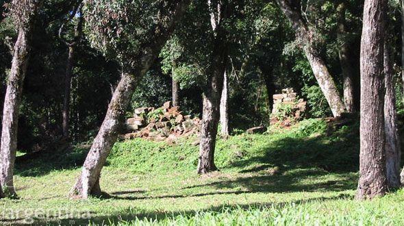 Ruinas de Loreto