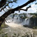 Agua en Parque Nacional Iguazu