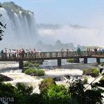 En Brasil Parque Nacional Do Iguacu