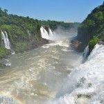 Hacia Lado Argentino ParqueNacional Do Iguacu