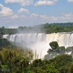 Paisaje Parque Nacional Iguazu