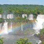 Paisaje en Parque Nacional Do Iguacu
