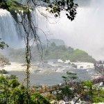 Pasarela Parque Nacional Do Iguacu