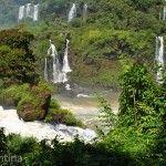 Verde y Agua Parque Nacional Do Iguacu