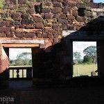 Ruinas de San Ignacio Viviendas