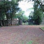 Acceso Ruinas Santa Ana