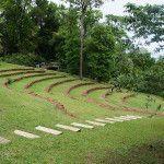 Anfiteatro en Parque de La Cruz