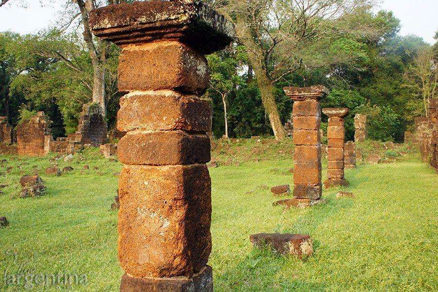 Ruinas Santa María La Mayor