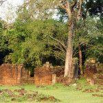 Ruinas de Santa María La Mayor