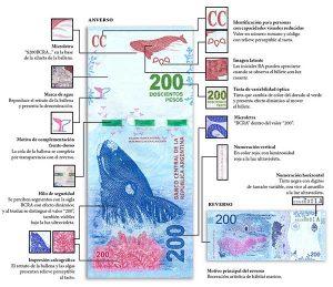 200 Pesos Ballena