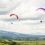 Volando Sobre San Lorenzo
