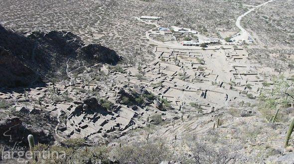 Ruinas Sagradas de los Quilmes