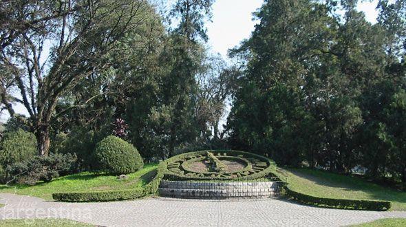 Parque 9 de Julio San Miguel de Tucuman