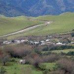 Por detras del Cerro El Pelao