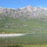 Lago Cholila y Playa
