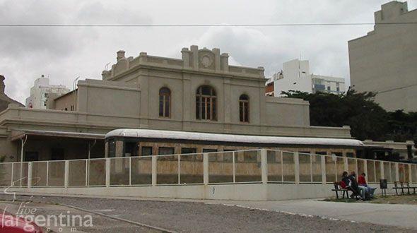 Museo Ferroportuario Comodoro Rivadavia