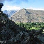 Montañas y Vegetación