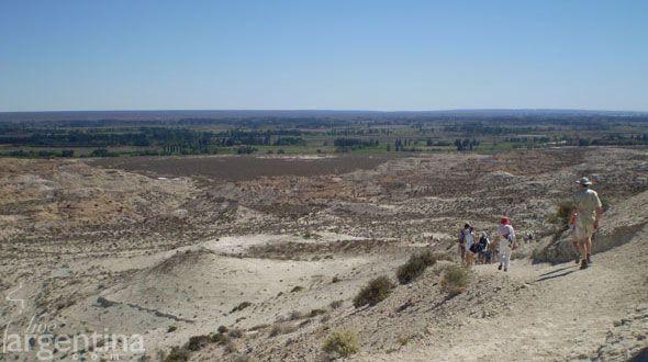 Parque Paleontologico Gaiman