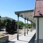 Antigua Estación Trelew