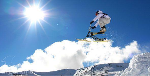 Esquí La Hoya