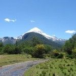 Camino Parque Nacional Lanin