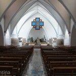 Interior Santuario Laura Vicuña