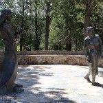 Jesus se Encuentra con Magdalena