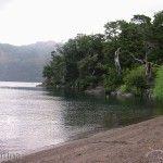 Playa Lago Huechulafquen PN Lanin