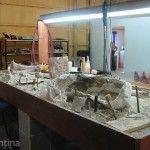 Trabajos en Museo